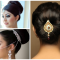 Easy Indian Wedding Hairstyles For Short Hair
