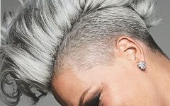 Short Hair Inspired Mohawk Hairstyles