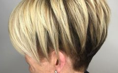 Elegant Feathered Undercut Pixie Hairstyles