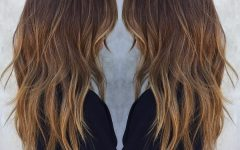 Long Haircuts with Chunky Angled Layers