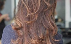Layered Ringlets Hairstyles