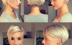 Part Pixie Part Bob Hairstyles