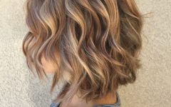 Short Bob Haircuts With Waves