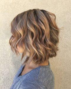 Short Bob Haircuts with Waves