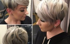 Sassy Short Pixie Haircuts with Bangs