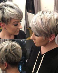 Sassy Short Pixie Haircuts With Bangs