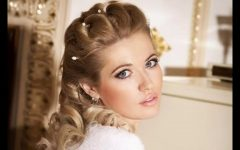 Pin Up Wedding Hairstyles