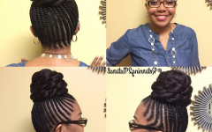 Hype Updo Hairstyles