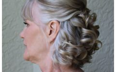 Mother of Groom Hairstyles for Wedding
