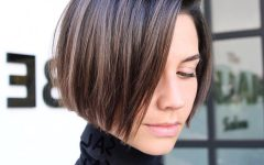 Southern Belle Bob Haircuts with Gradual Layers