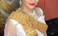 Khmer Wedding Hairstyles