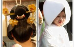 Japanese Wedding Hairstyles