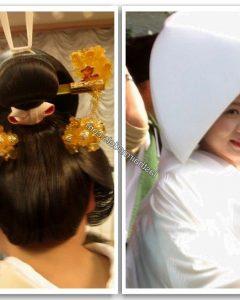 Japanese Wedding Hairstyles