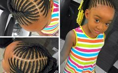 Toddlers Braided Hairstyles