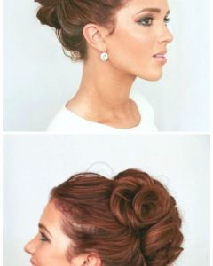Wedding Hairstyles That Cover Ears