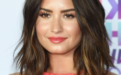 Demi Lovato Medium Hairstyles
