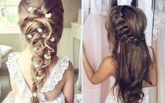 Wedding Hairstyles for Young Bridesmaids
