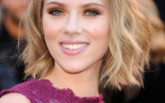 Scarlett Johansson Medium Haircuts