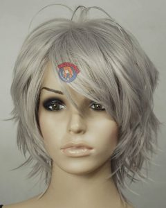 Shaggy Hairstyles For Gray Hair
