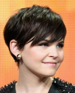 Round Face Pixie Haircuts