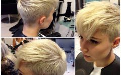 Shaved Pixie Haircuts
