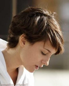 Short Pixie Haircuts For Thick Wavy Hair
