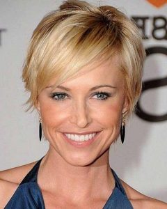 Trendy Short Haircuts For Fine Hair