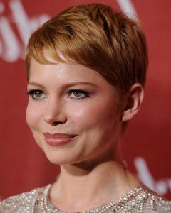 Women Pixie Haircuts