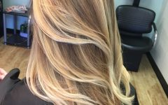 Dirty Blonde Balayage Babylights Hairstyles