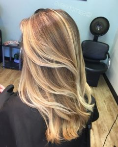 Dirty Blonde Balayage Babylights Hairstyles