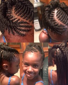 Cornrows African American Hairstyles