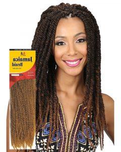 Jamaican Braided Hairstyles