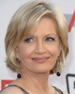 Medium Hairstyles On Older Women