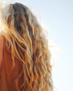 Salty Beach Blonde Layers Hairstyles
