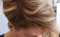 Tapered Pixie with Maximum Volume
