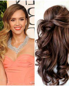 Wavy Prom Hairstyles