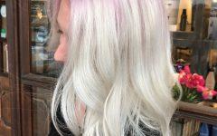 Golden and Platinum Blonde Hairstyles