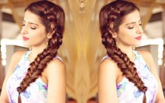 Indian Braided Hairstyles