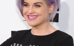 Kelly Osbourne Medium Haircuts