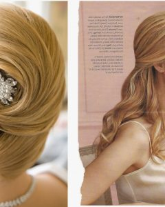 Quirky Wedding Hairstyles