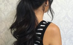 Wavy Ponytail Hairstyles