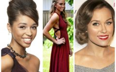Perfect Prom Look Hairstyles