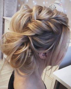 Wispy Updo Hairstyles