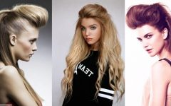 Hairstyles Quiff Long Hair