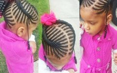 Braided Hairstyles for Little Black Girls