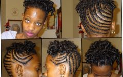 Cornrow Hairstyles for Short Hair