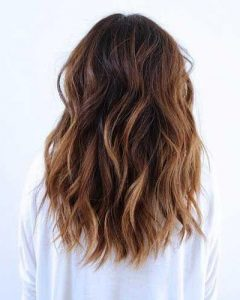 Cute Medium Long Hairstyles