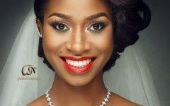 Ebony Wedding Hairstyles