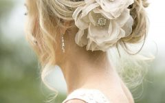 Garden Wedding Hairstyles for Bridesmaids
