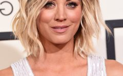 Kaley Cuoco Medium Hairstyles